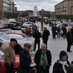 Motor Nostalgi på Østervold i Randers 2017