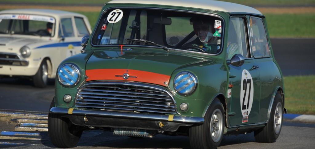 Danish Masters Racing Festival er første afdeling