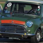 De historiske biler indtager FDM Jyllandsringen