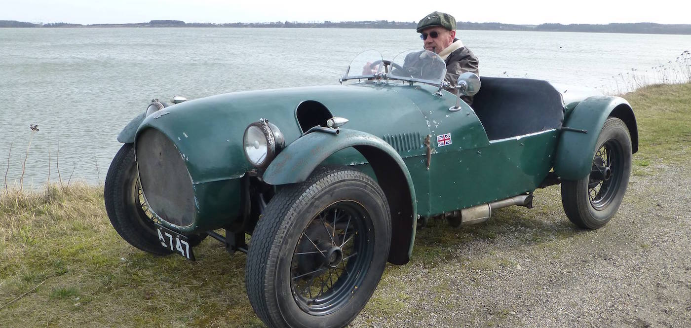 Austin Seven Special - Årg 1933