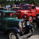 Er du til gamle lastbiler og busser er årets træf i Gjern lige sagen