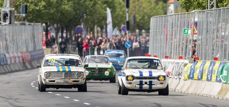 Classic Race Aarhus gennemføres den 25.-27. maj