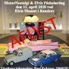 Motornostalgi og Elvis – Elvis museet/Memphis Mansion – aflyst