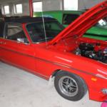 Rygter om Ford Capri Cabriolet