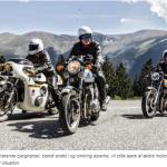 """Motorcykelstøj eller """"loud pipes save lives""""?"""